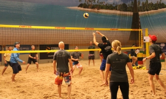 Beach Arena Volleyboll