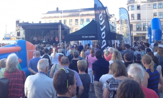 Eventby Stora Torget, Linköpings Stadsfest