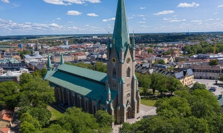 Linkoping Cathedral in Sweden