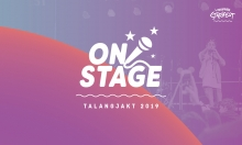 ON STAGE - Talangjakt 2019